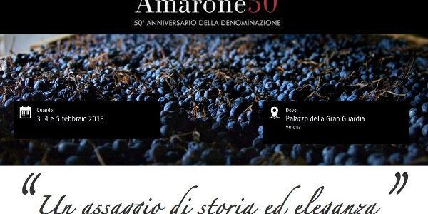 #AnteprimaAmarone in #GranGuardia per festeggiare il 50° della Doc