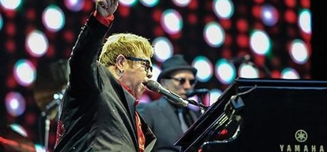 #ELTONJOHN IN #CONCERTO ALL' #ARENADIVERONA